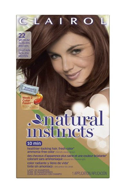 Clairol Natural Instincts Ppd Free