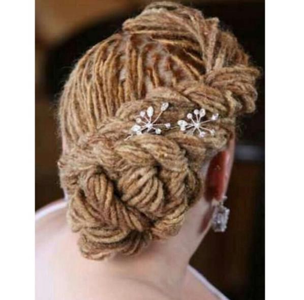Wedding Hairstyles Dreadlocks: Wedding Hair Inspiration Photos, Hairstylist Advice