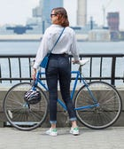 "These New Commuter Jeans Are Specifically Made To Combat ""Bike Butt"""