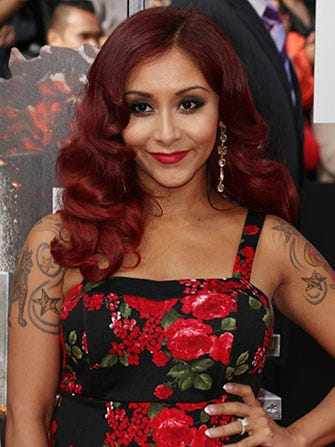 Snooki Welcomes A Baby Girl