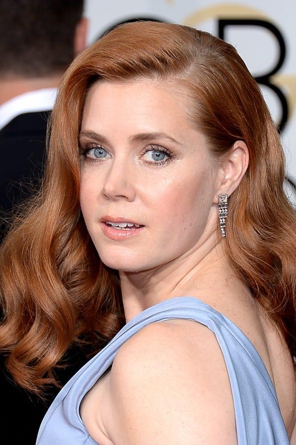 Golden Globes Hair Makeup Best Beauty Looks 2015