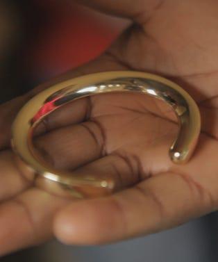 gold-bangle