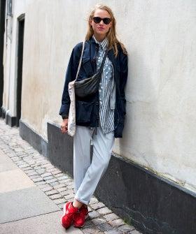 New Balance Shoes With Skirt Fashio