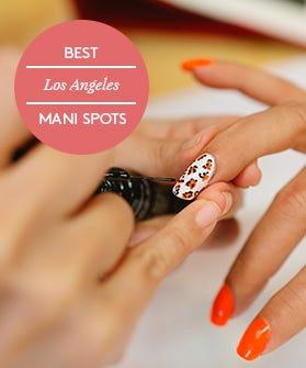 Famous Los Angeles Nail Salons: Top Mani Los Angeles