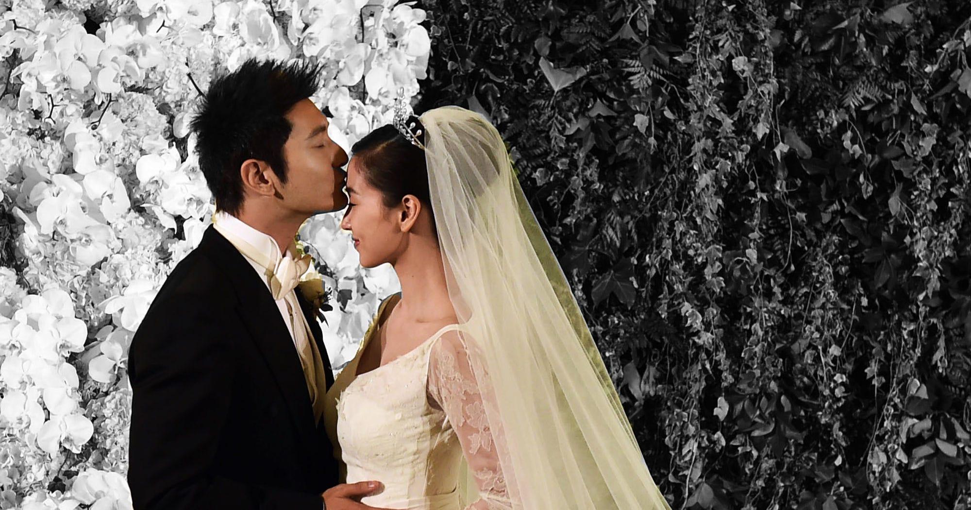 Angela Yeung Wedding Gift Bags : Angelababy Angela Yeung 31 Million Dollar China Wedding