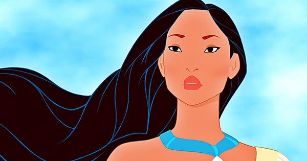 Pocahontas Netflix