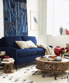 Lucie Fink Apartment Tour