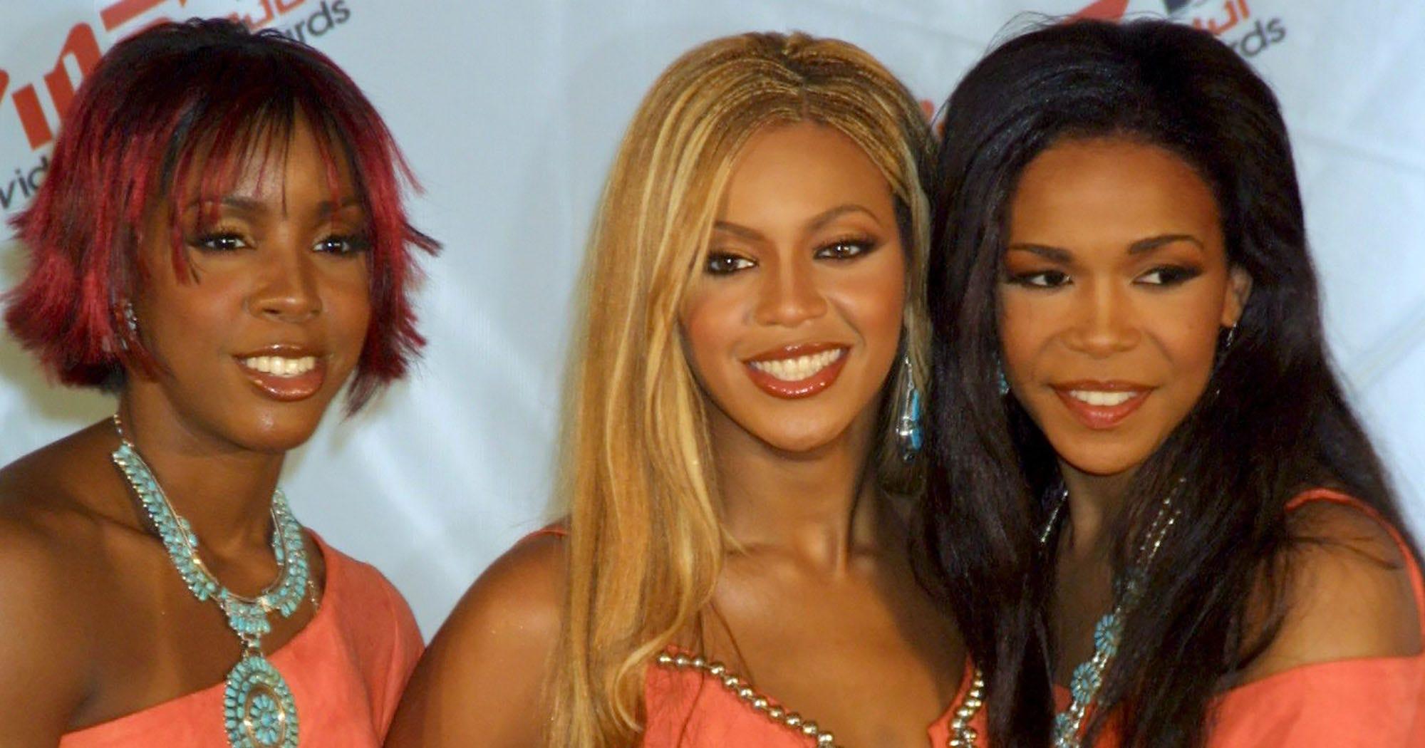 Destinys Child Reunion Kelly Rowland Birthday Party