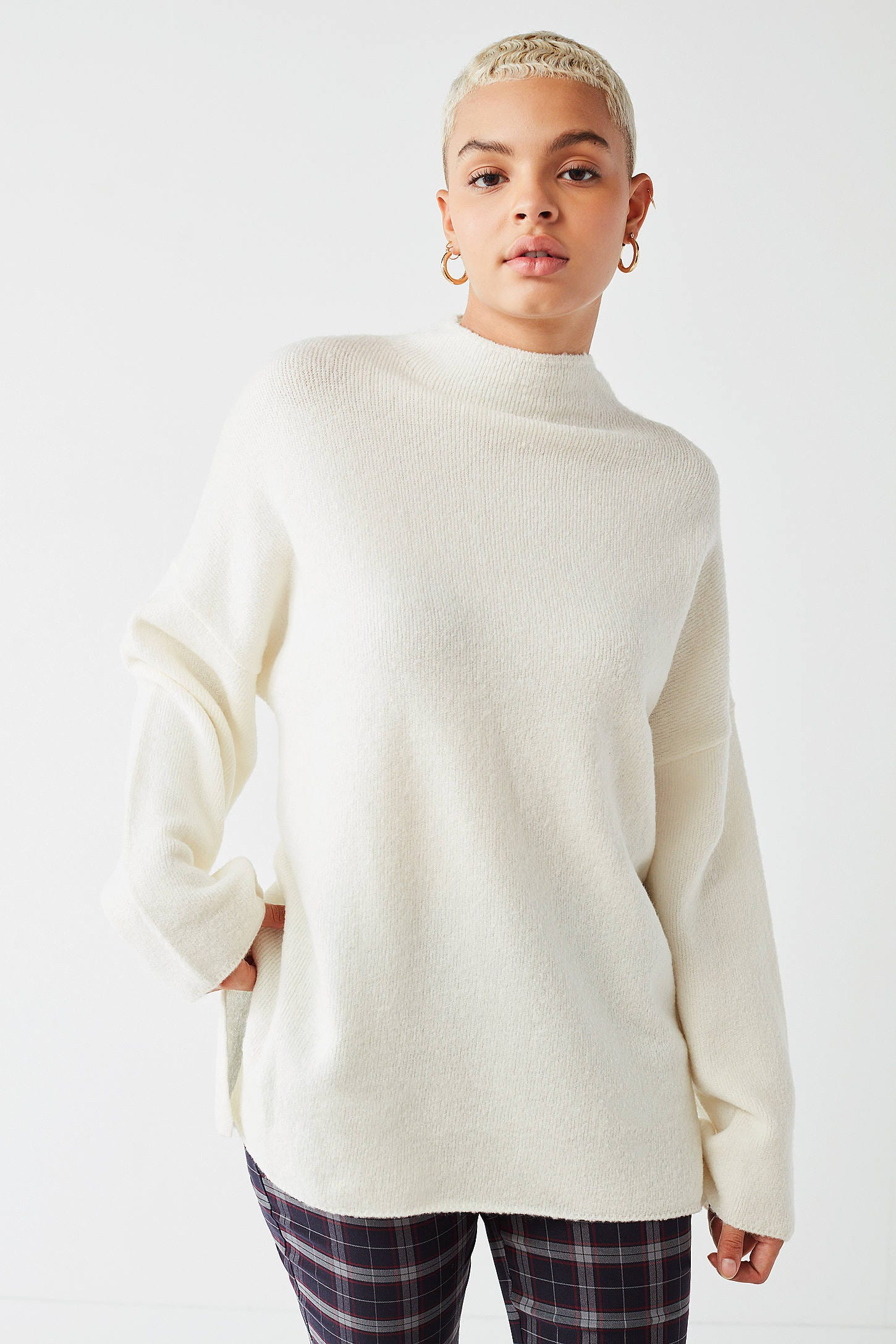 cute oversized sweater for women comfy sweater outfits