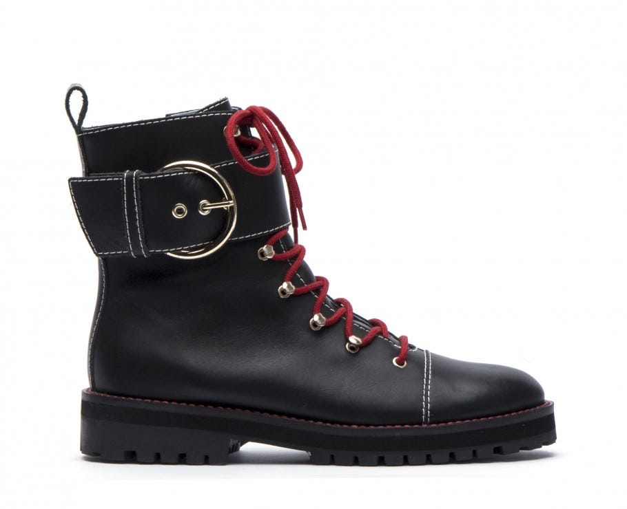 Cute Combat Boot Styles Military Boots Trend
