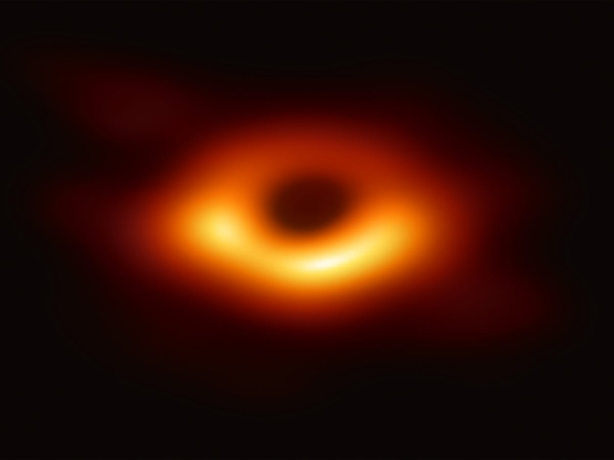 What The First Black Hole Photo Means For Astrology