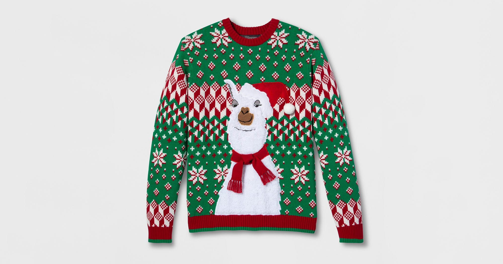 24df8e65df Best Ugly Christmas Sweaters For Any Holiday Party 2018