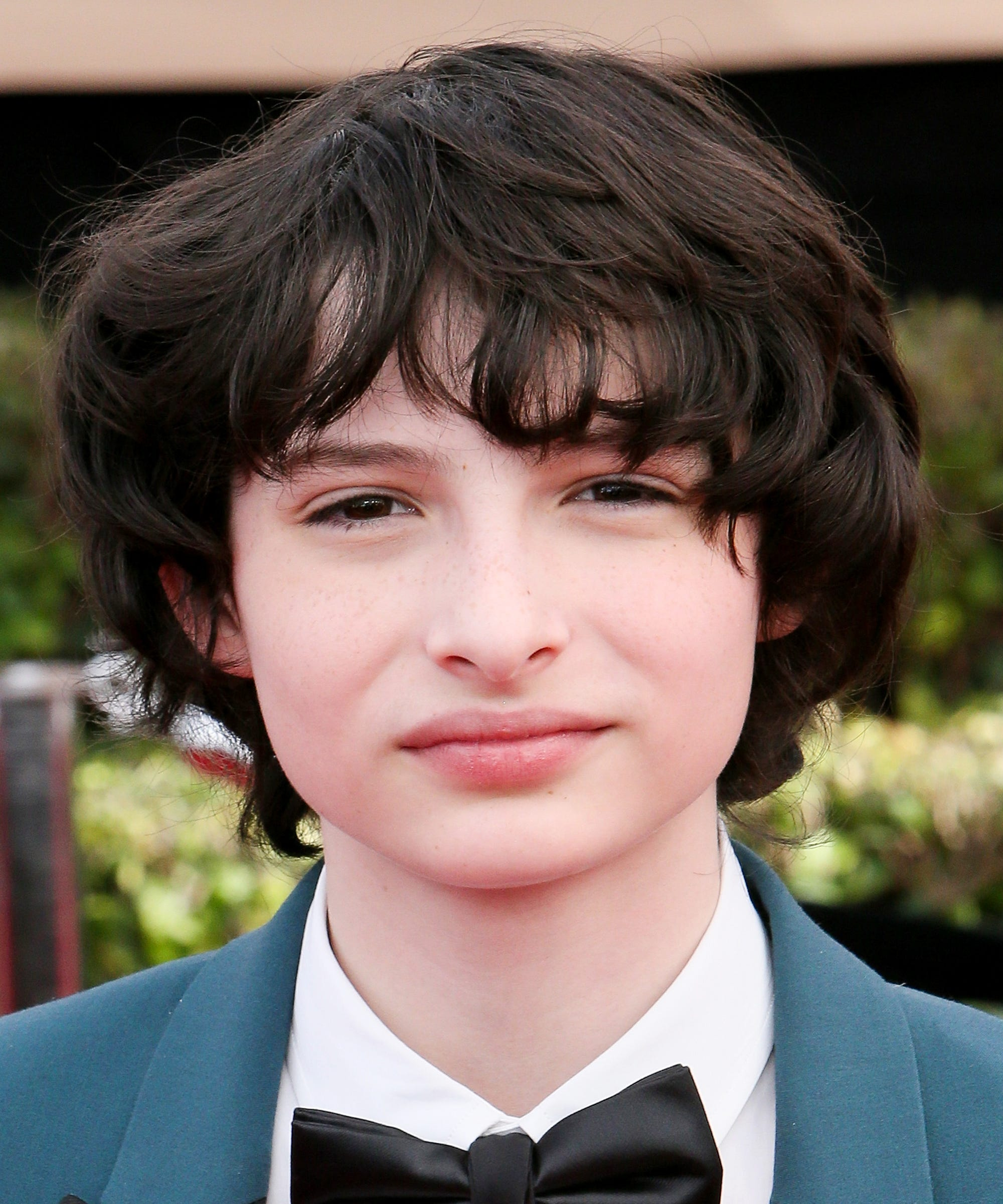 Finn Wolfhard from Very Strange Affairs got a new role in big cinema 01/21/2018 72