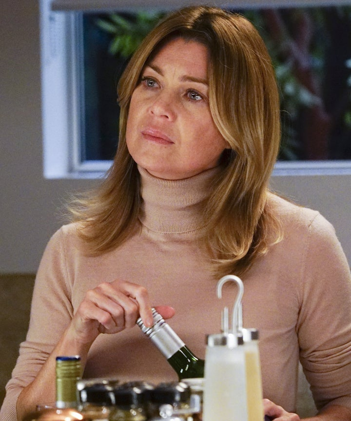 Meredith Other Woman Nathan Greys Anatomy Season 14