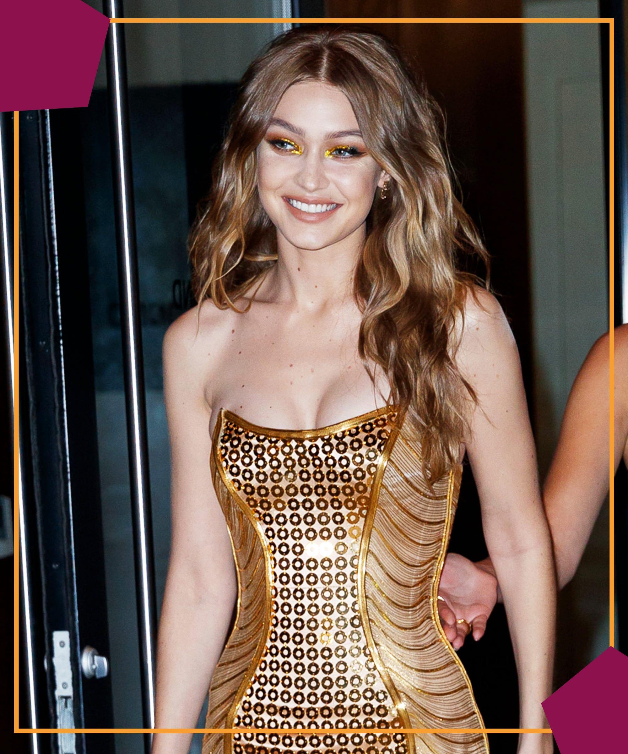 Proof That Gigi Hadid Was Always A Budding Beauty Icon