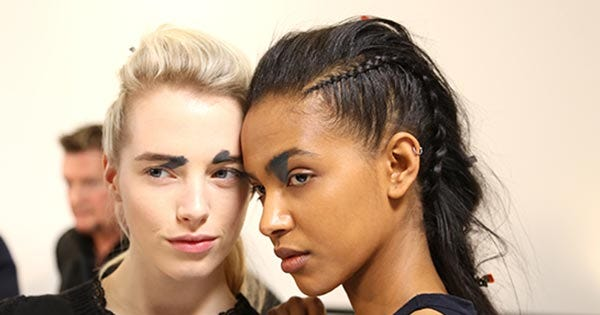 17 New Hairstyles To Try, Straight Off The Runway