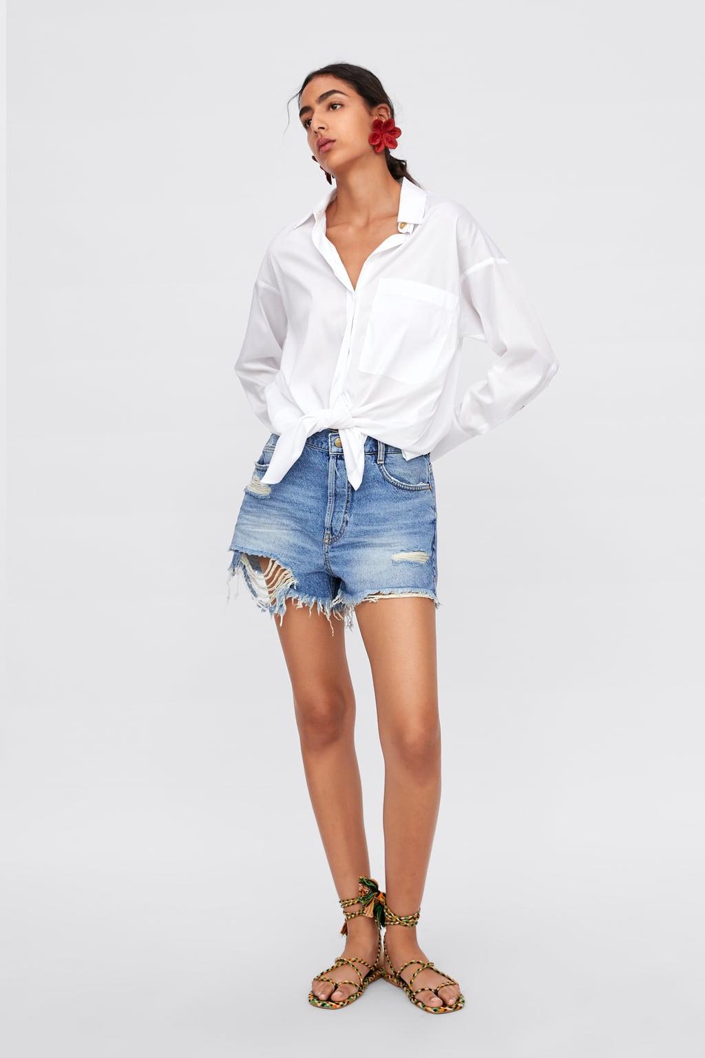 edaa53a4 Popular Fashion Items At Zara, Best Sellers Summer 2019