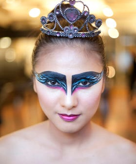 for a legitimately killer halloween look you need more than just an awesome costume you also need to put a little bit of thought into your fright night