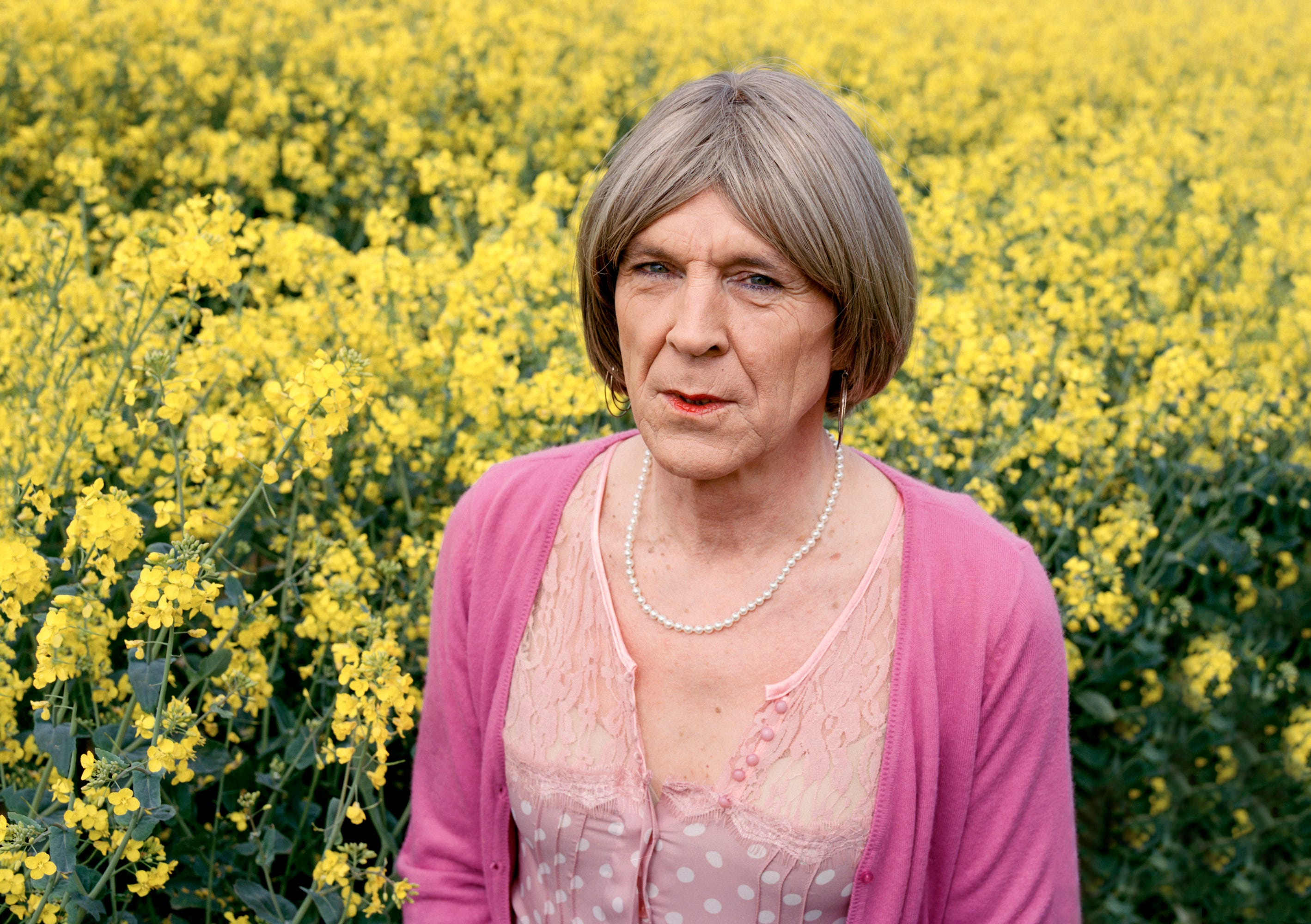 Intimate Portraits Of The Over 40s In The Transgender Community