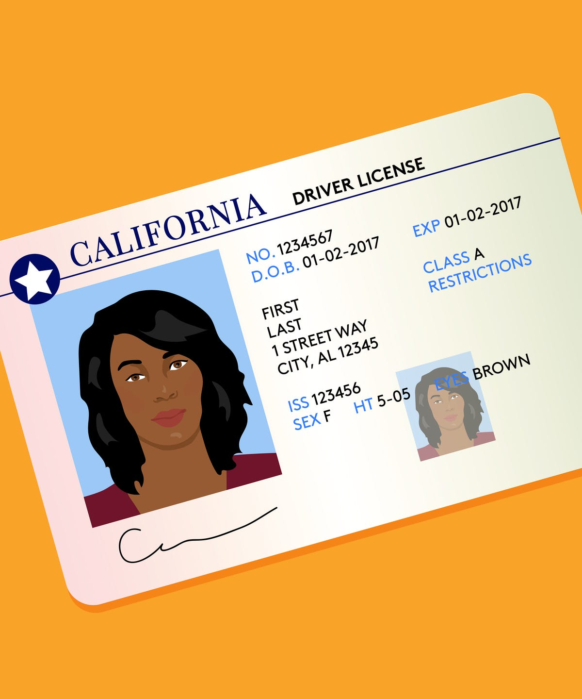 california new drivers license restrictions