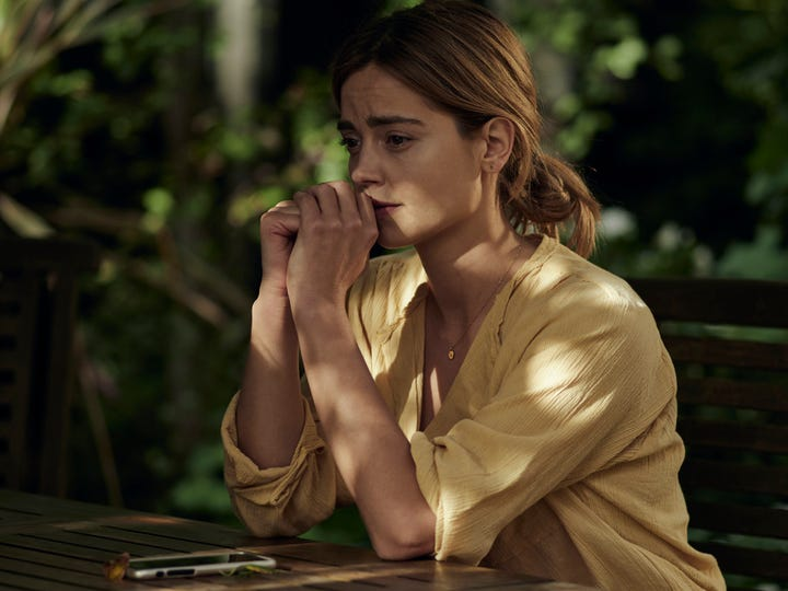 Jenna Coleman the cry bbc one