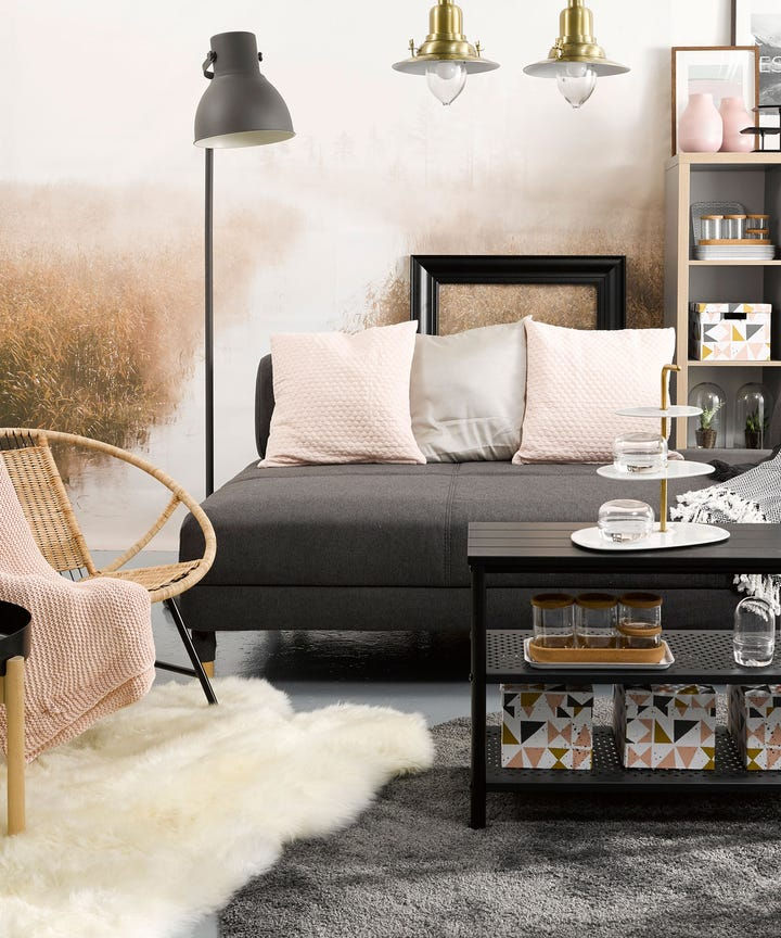 These 4 IKEA Approved Interiors Trends Are About To Be Everywhere