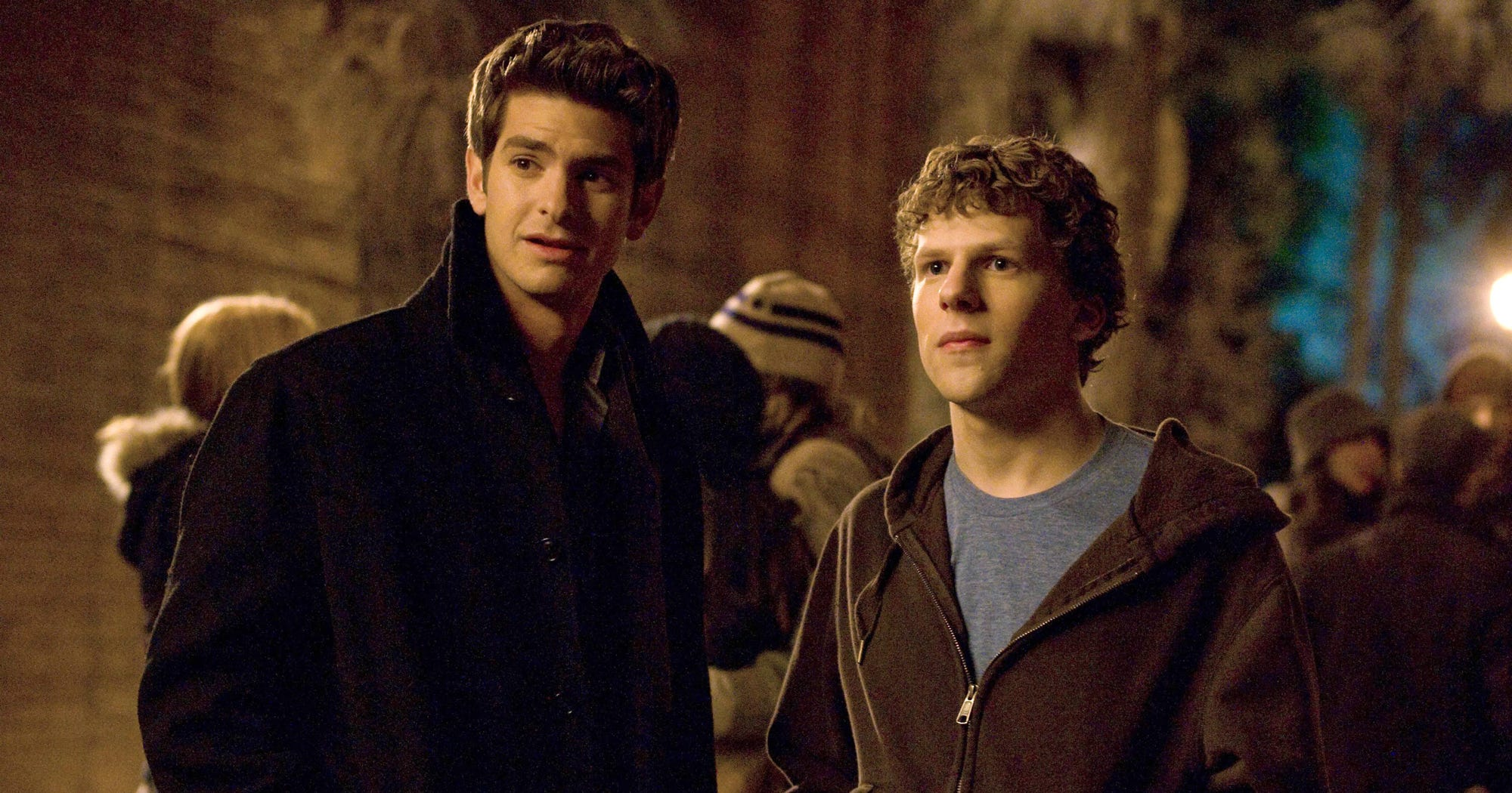 """The Social Network May Be Getting A Sequel For The """"Fake News"""" Era"""
