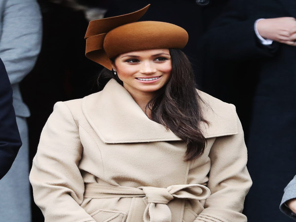 When Your Entire Job Is To Know What Meghan Markle Wore Yesterday