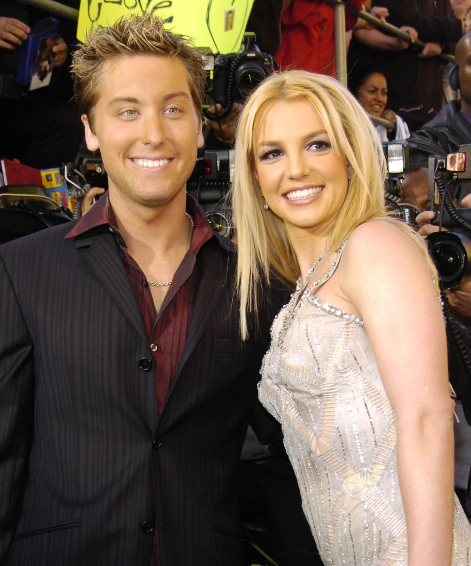 Lance Bass Has The Most Amazing Coming Out Story About Britney Spears