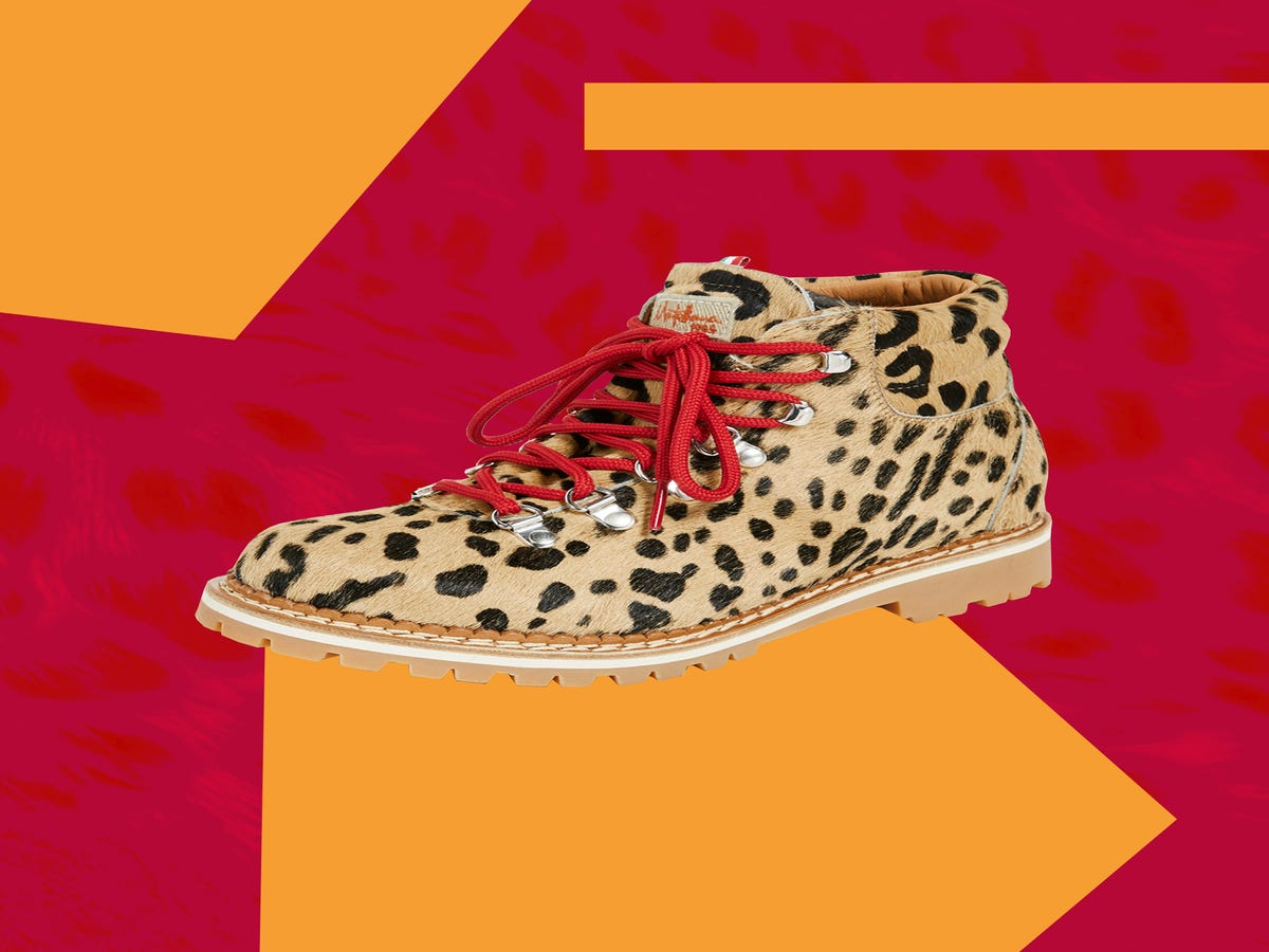 Ease Into The Leopard Print Trend With These 14 Pairs Of Boots