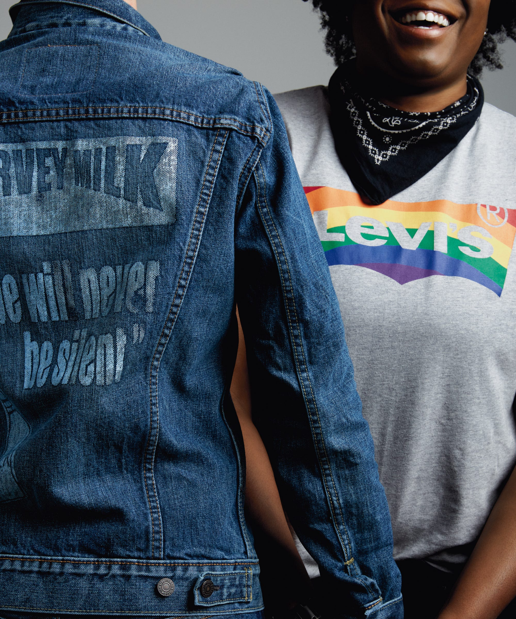 a034bee44040c6 Levis Harvey Milk LGBT Pride Denim Collection 2016