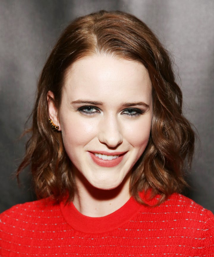 Rachel Brosnahan House Of Cards Kevin Spacey Allegation