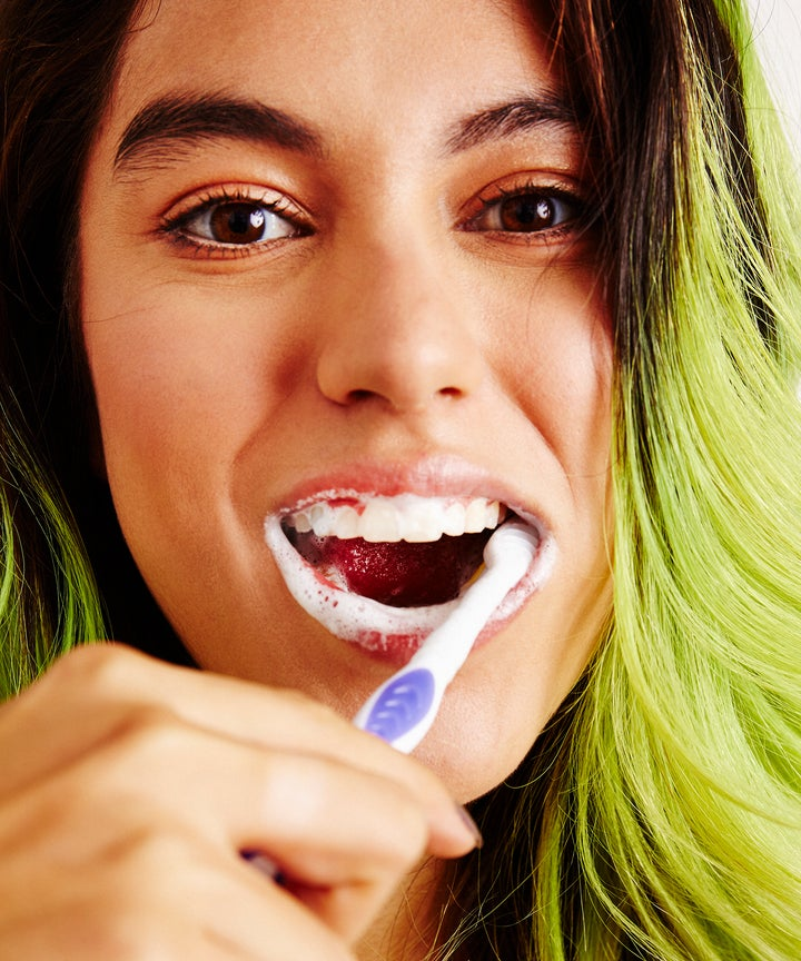 coconut oil pulling as teeth brushing method myths