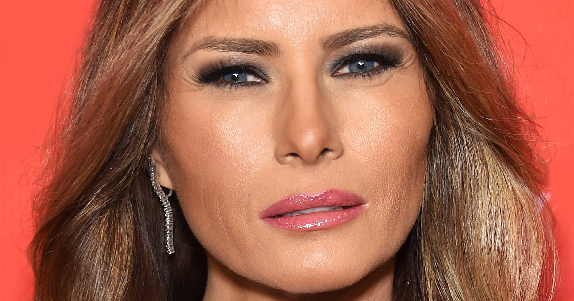 "Melania Trump Claims She Is ""The Most Bullied Person In The World"""