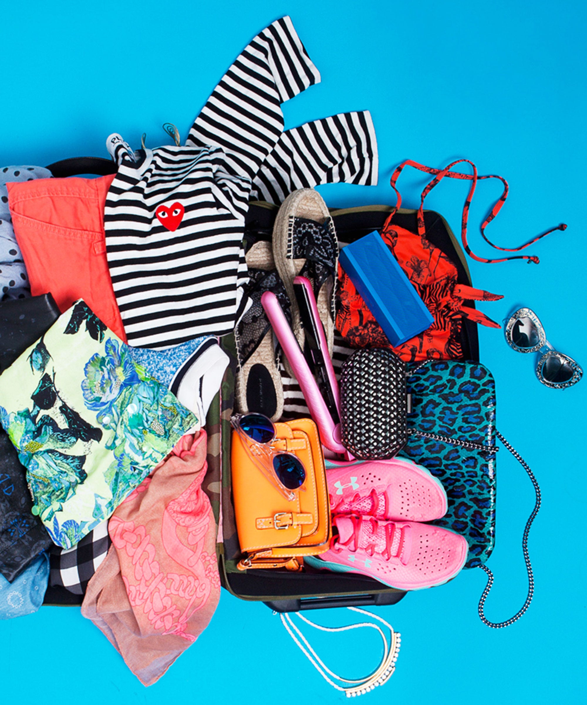 How To Pack For Vacation, According To A Certified KonMari Consultant