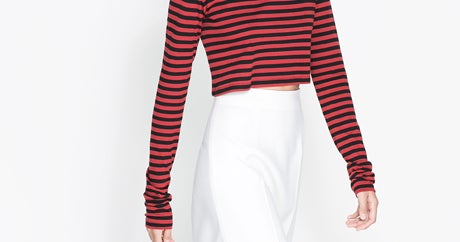 The Box Tops: 10 Cool Crop Tops That Won't Bare All