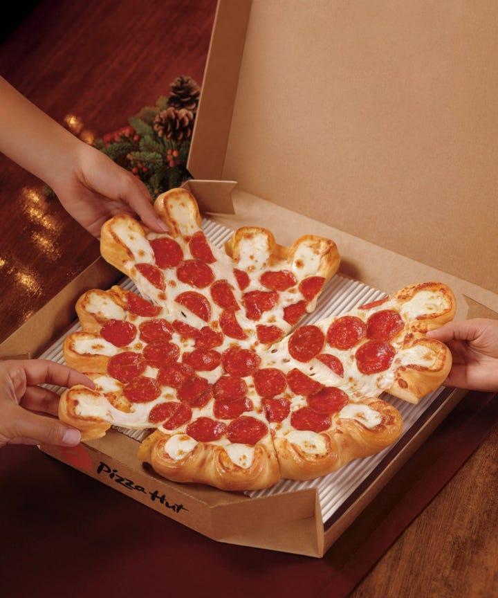 Pizza Hut Just Introduced Its Cheesiest Stuffed Crust Yet