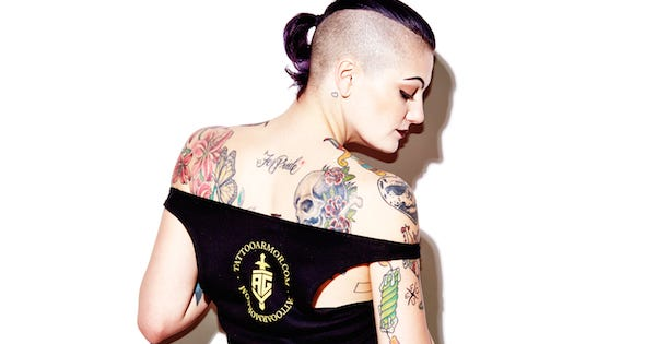 14 Tattooed Bodies & The People Who Own Them