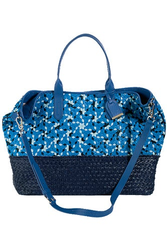 Antique Art Deco Navy Blue Crochet Peacock Blue Carnival Bead Flapper Purse 260 Aromatic Flavor Bags, Handbags & Cases