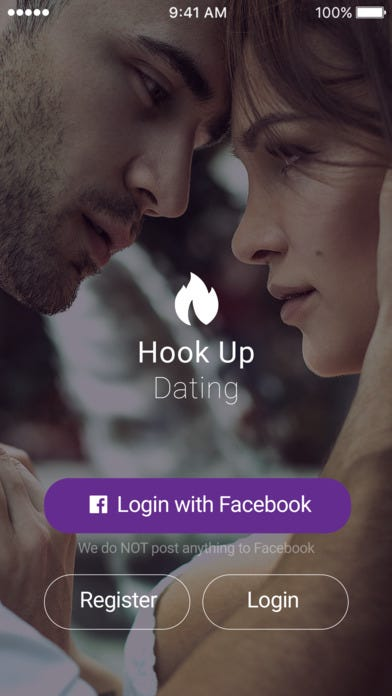 Random hook up apps