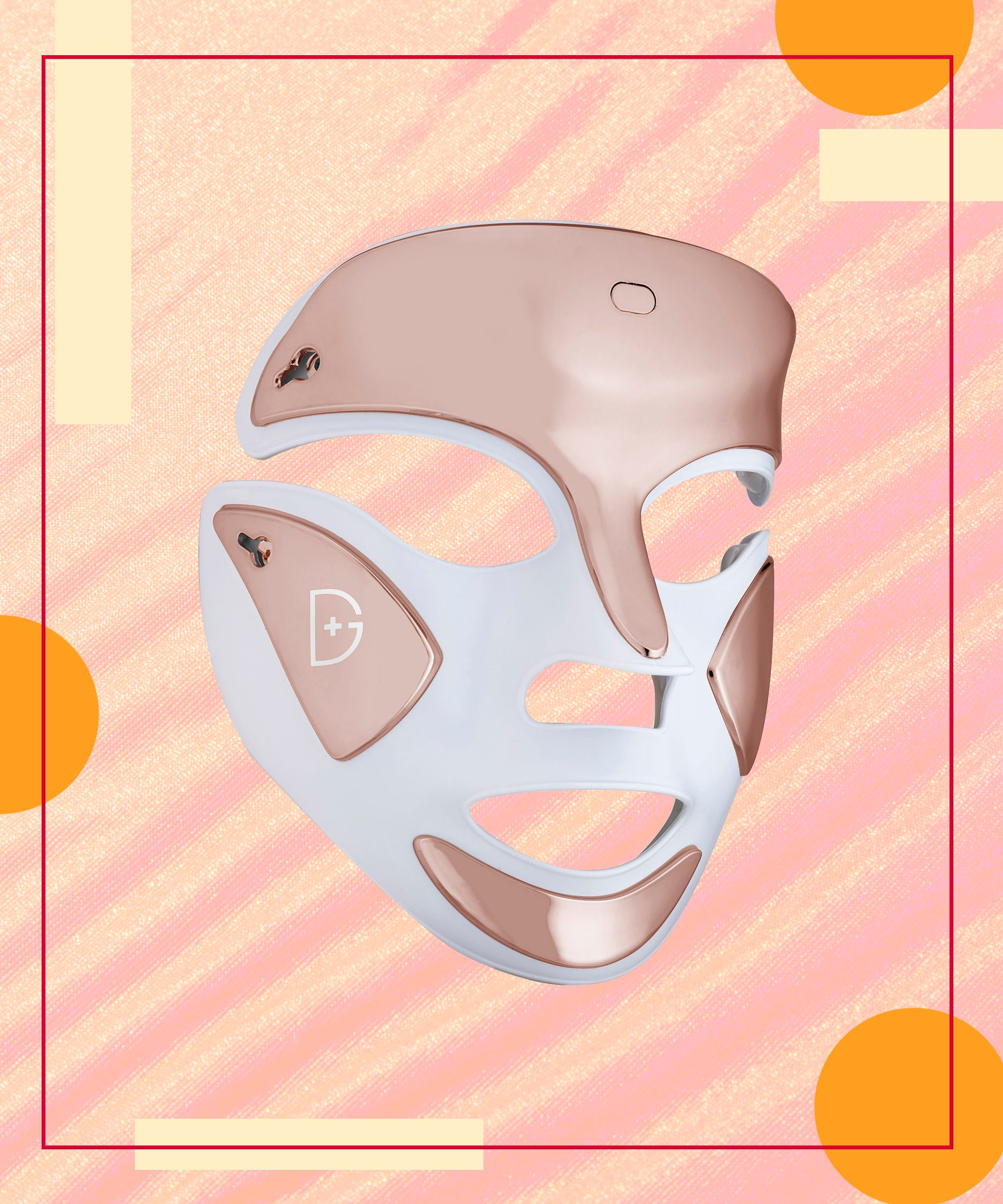 Are LED Light Therapy Face Masks The Secret To Clear Skin?