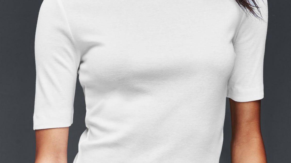 066f133223e Best Non See Through White T Shirt