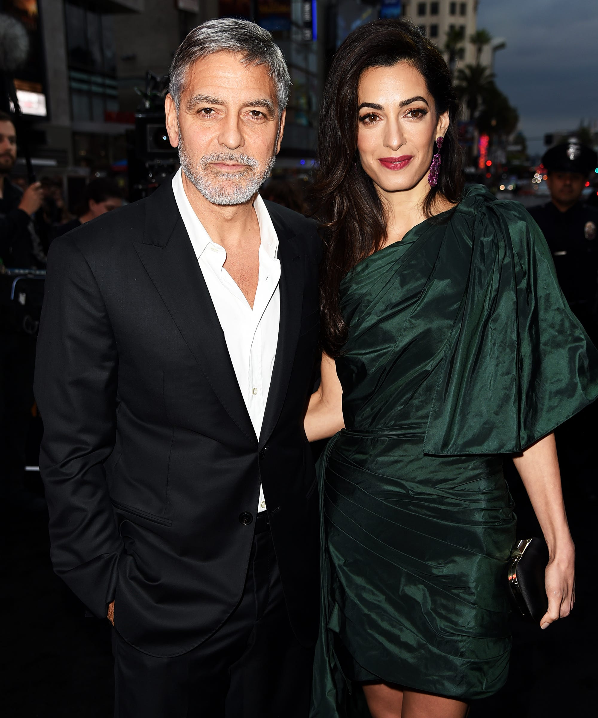 Amal Clooney Is Taking On ISIS — & Her Husband George Has One Big Concern