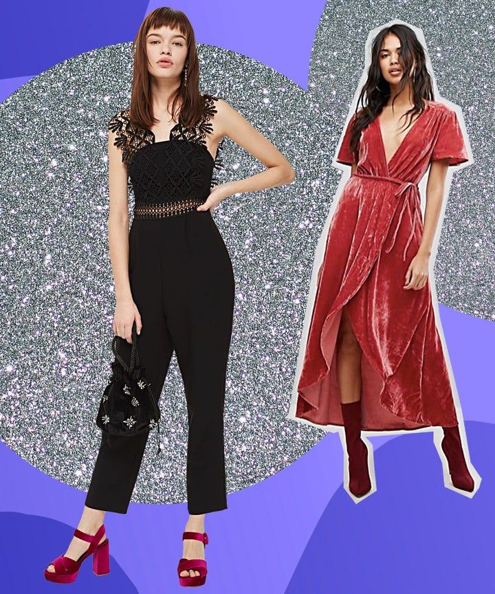 Festliche Outfits unter 100€
