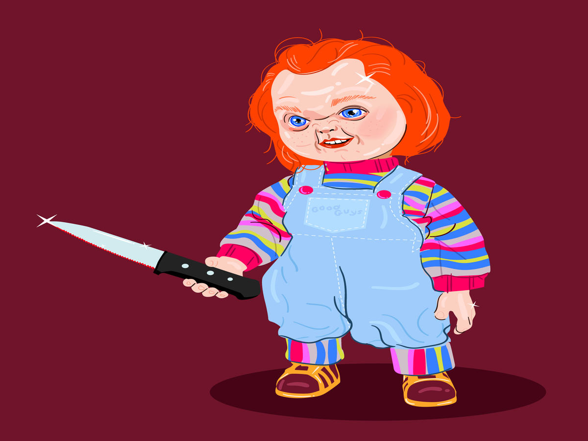 The Scary Dolls From Movies That Haunt Me To This Day