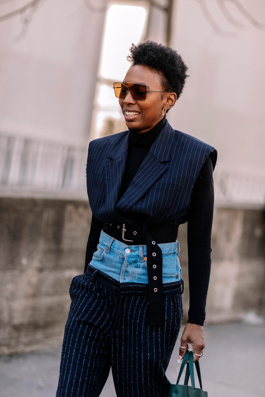 1bce6718c07e Paris Fashion Week Winter 2019 Best Street Style