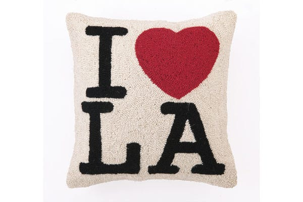 Best ebay finds smoothsailing40 i love la pillow buy it now at 5980 available at ebay gumiabroncs Image collections