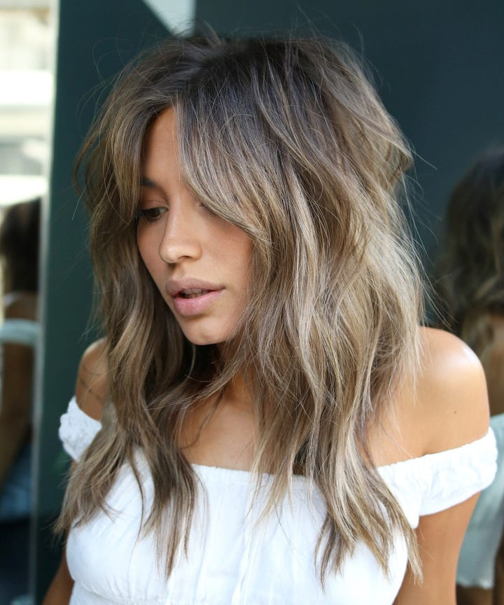 Hair Color Trends For Fall And Winter 2018 - Highlights