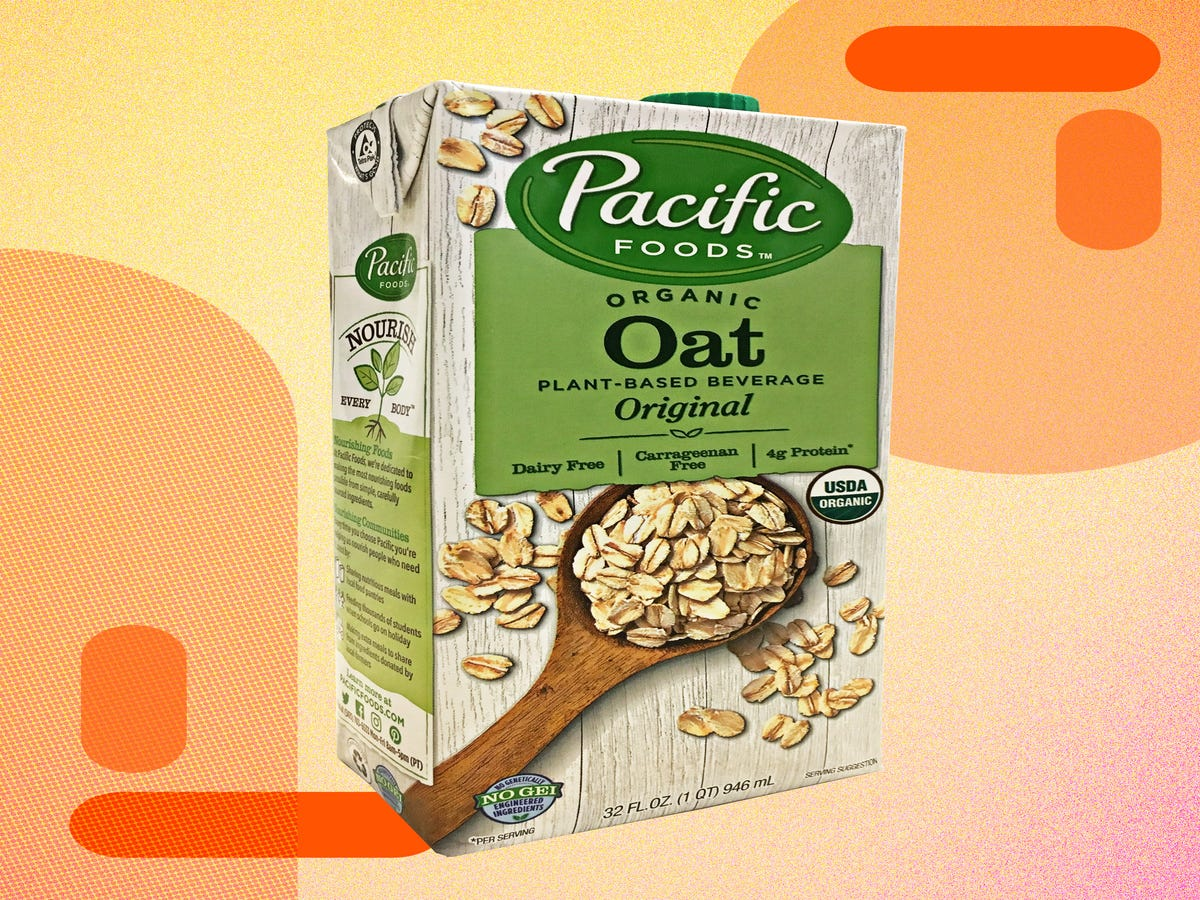 We Tried 12 Different Oat Milks & This Was Our Favorite