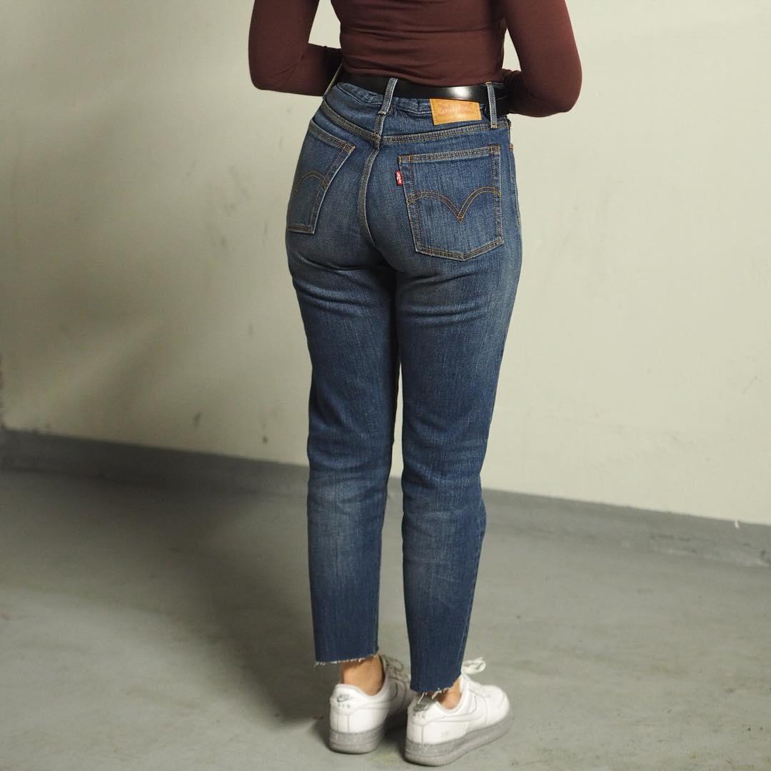 8ed37625 Levi's Wedgie Fit Jeans - Vintage Mom Jean Denim